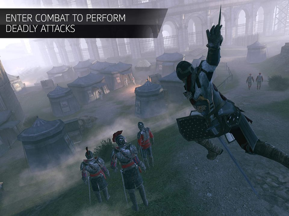 Assassin's Creed – Identity makes its worldwide debut on App Store