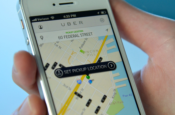 Uber might charge you extra for making your driver wait