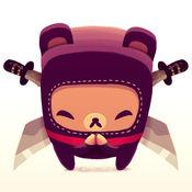 Dash and Slice Through Foes in Bushido Bear from Spry Fox