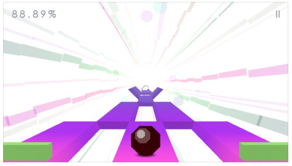 Minimal arcade game Octagon goes free as Apple's App of the Week