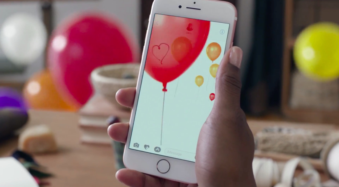 Apple Airs New Balloons Ad Highlighting IPhone 7 And Expressive Messaging