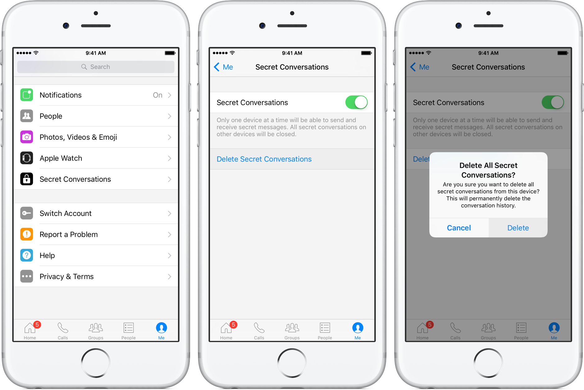 Facebook Messenger Supports Endtoend Encryption, Giving You A Piece Of Mind  Knowing That Any Sensitive