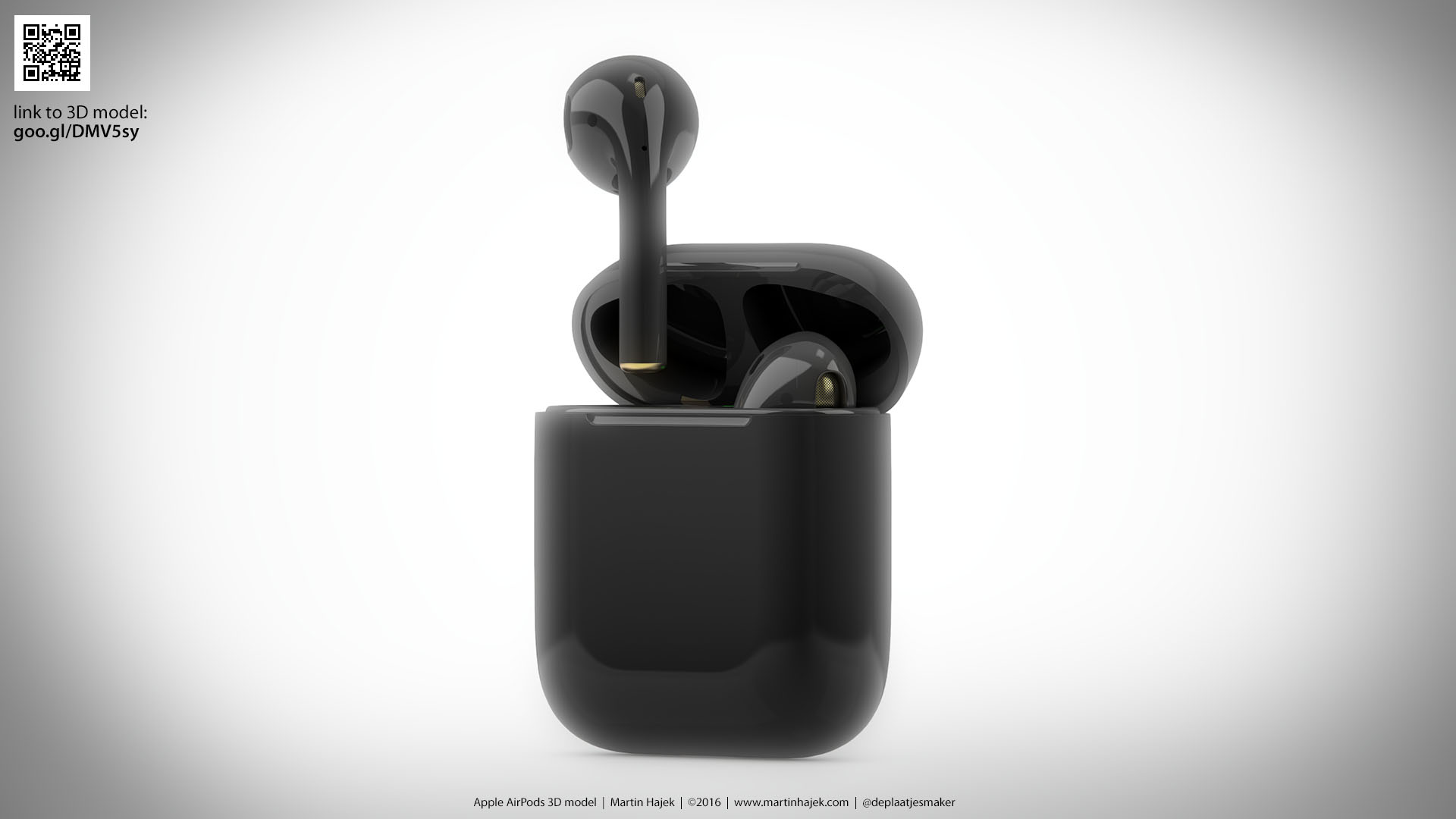 How about Jet Black AirPods?   Mid Atlantic Consulting Blog