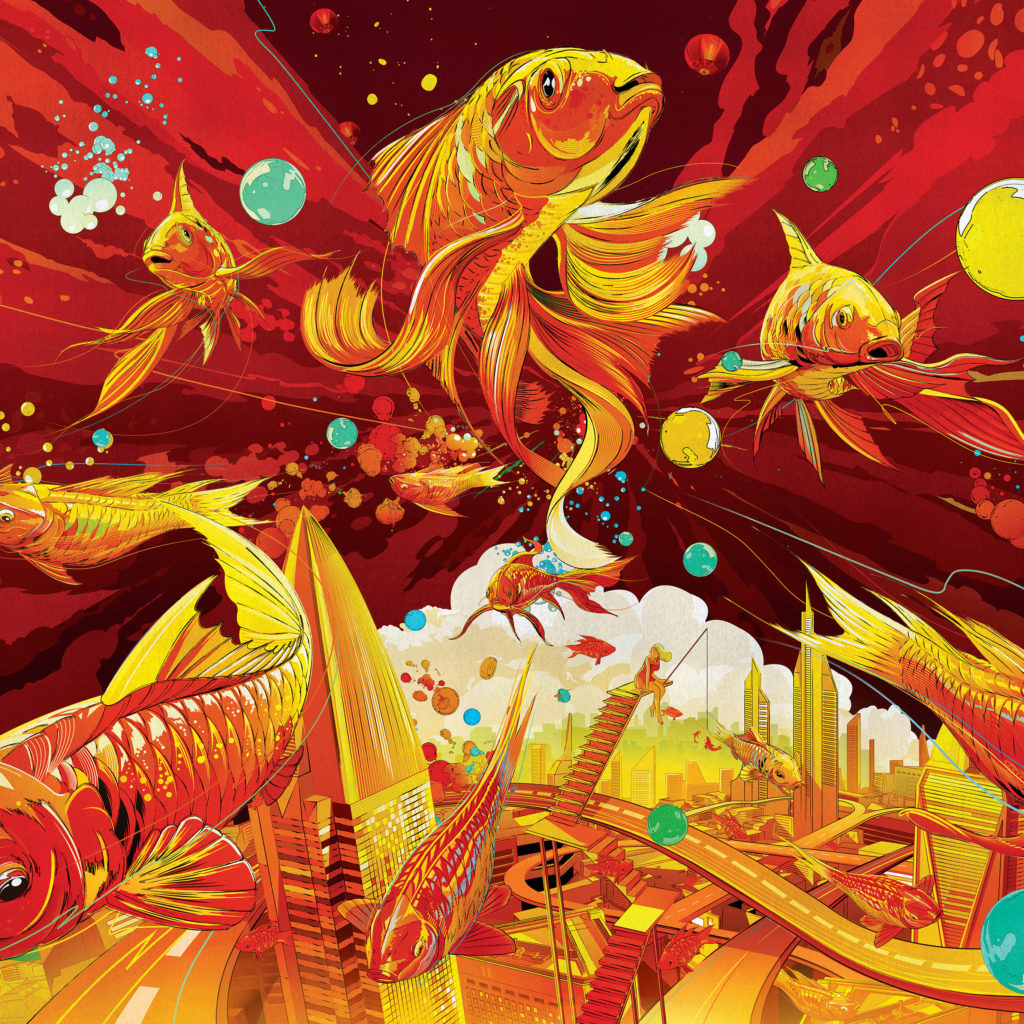 Official Apple Chinese New Year Wallpaper