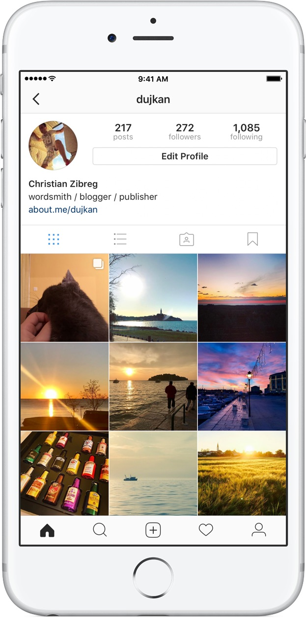 afcff9194190 Instagram now lets you share up to ten photos and videos as a single post on  the photo-sharing service. These types of posts appear in the Instagram  feed ...