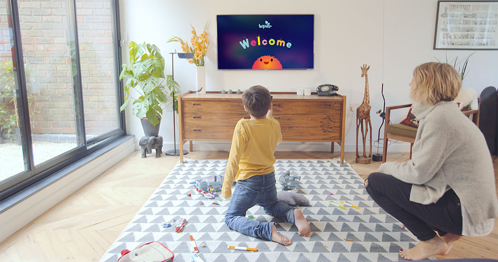 Apple TV universal search adds support for kids app Holster in US