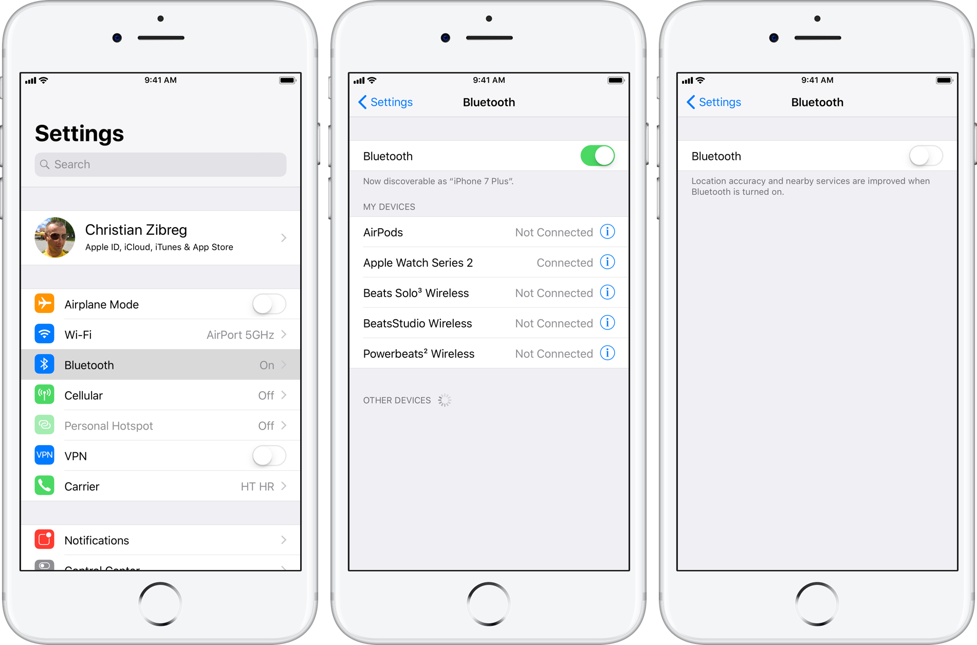 Turn off auto app update iphone 6 2