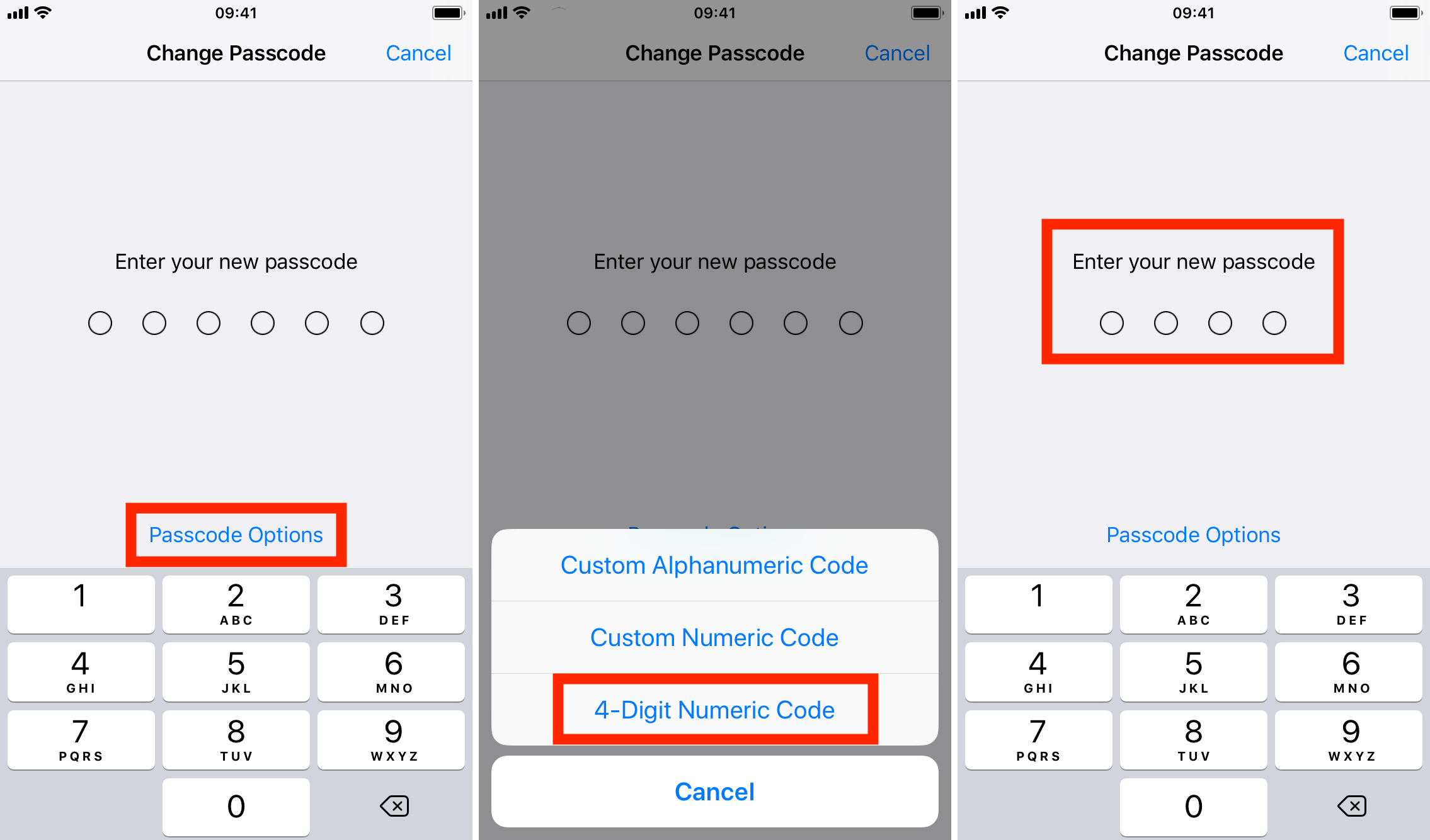 How To Enter Unlock Code Iphone