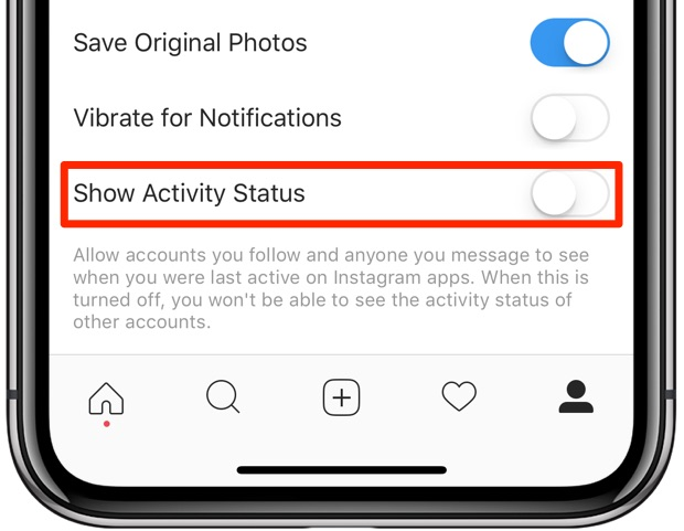 How to prevent Instagram from broadcasting your online ...