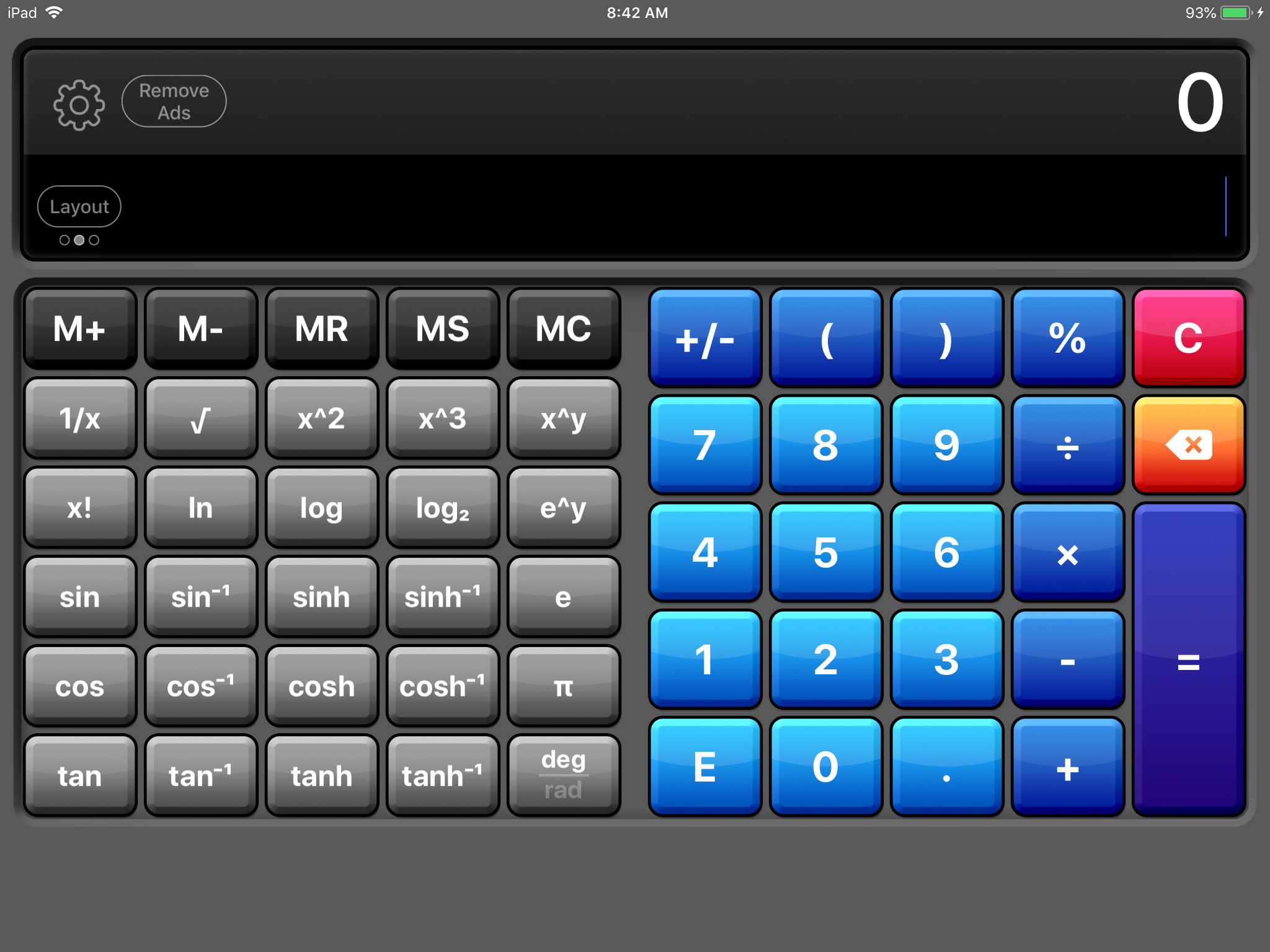 Most expensive calculator.