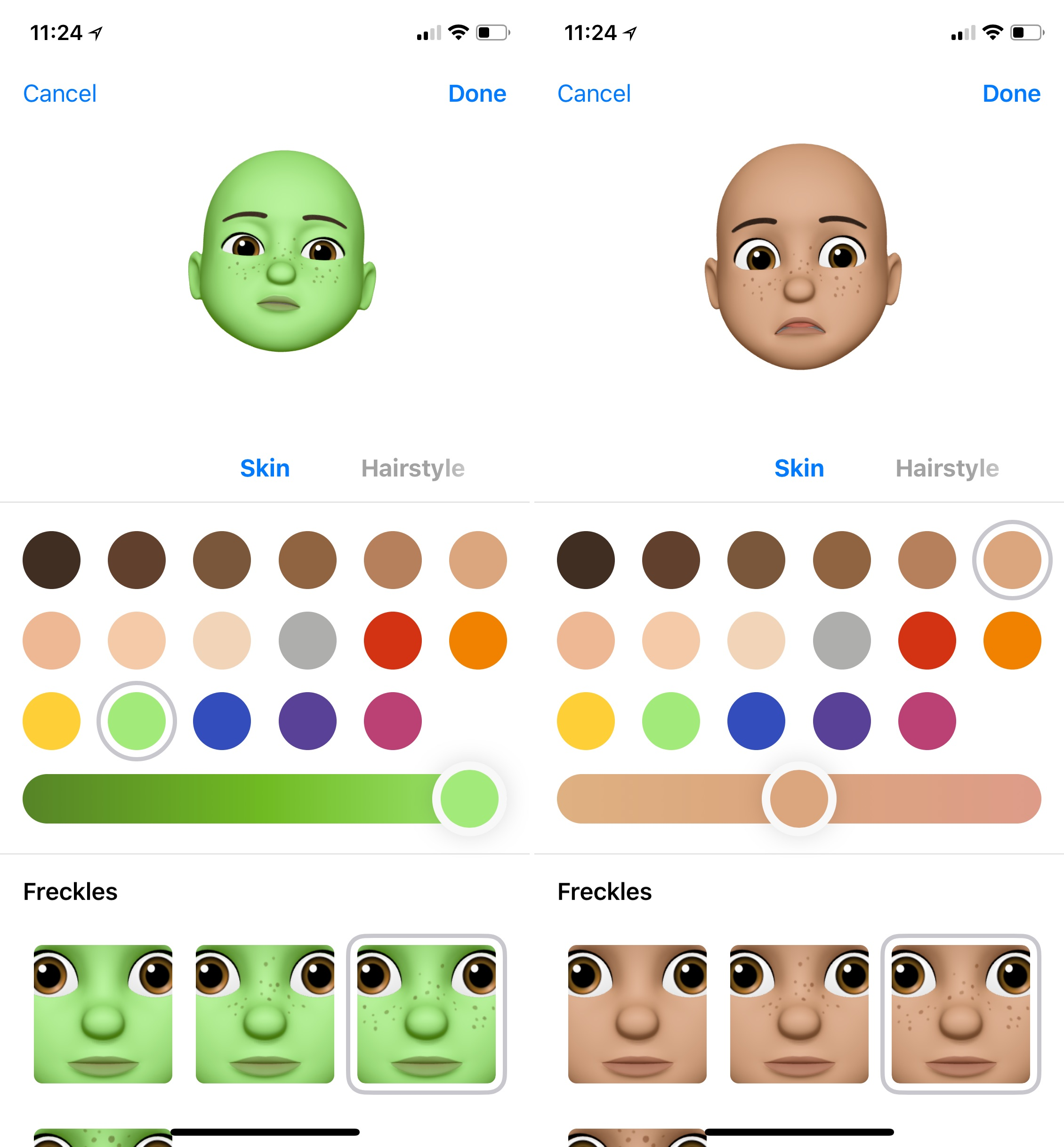 Memoji Introduction