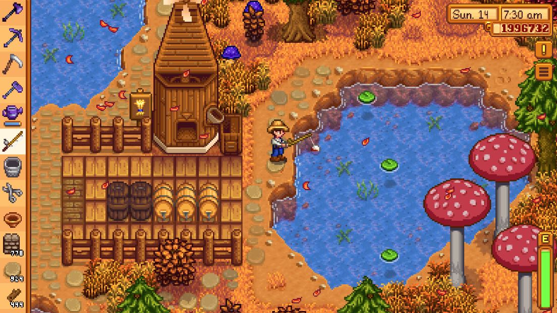 Stardew Valley iPhone version
