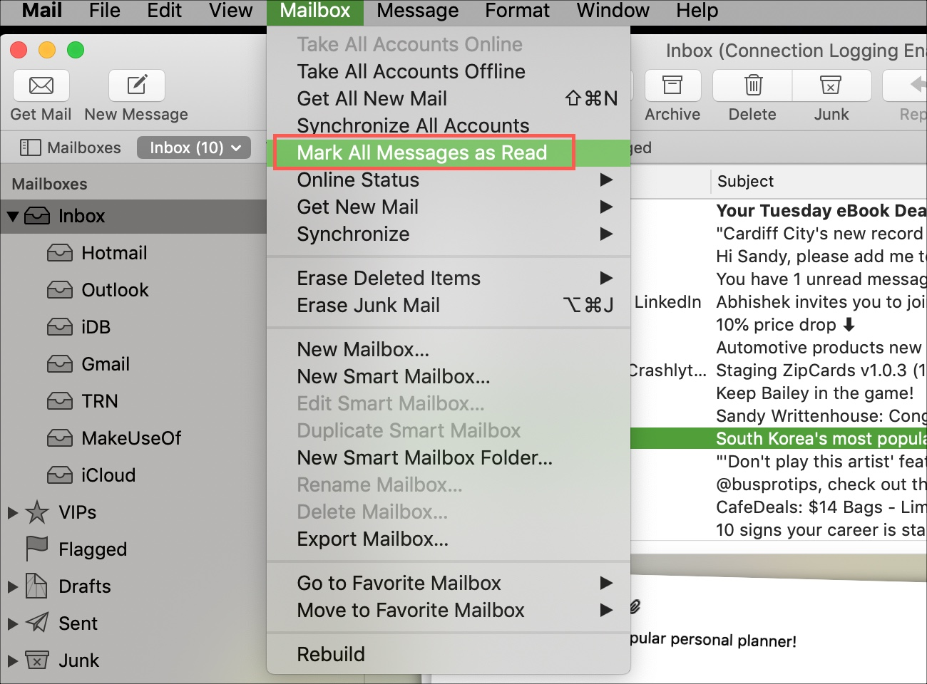 How to mark all your emails as Read on iPhone, iPad and ...