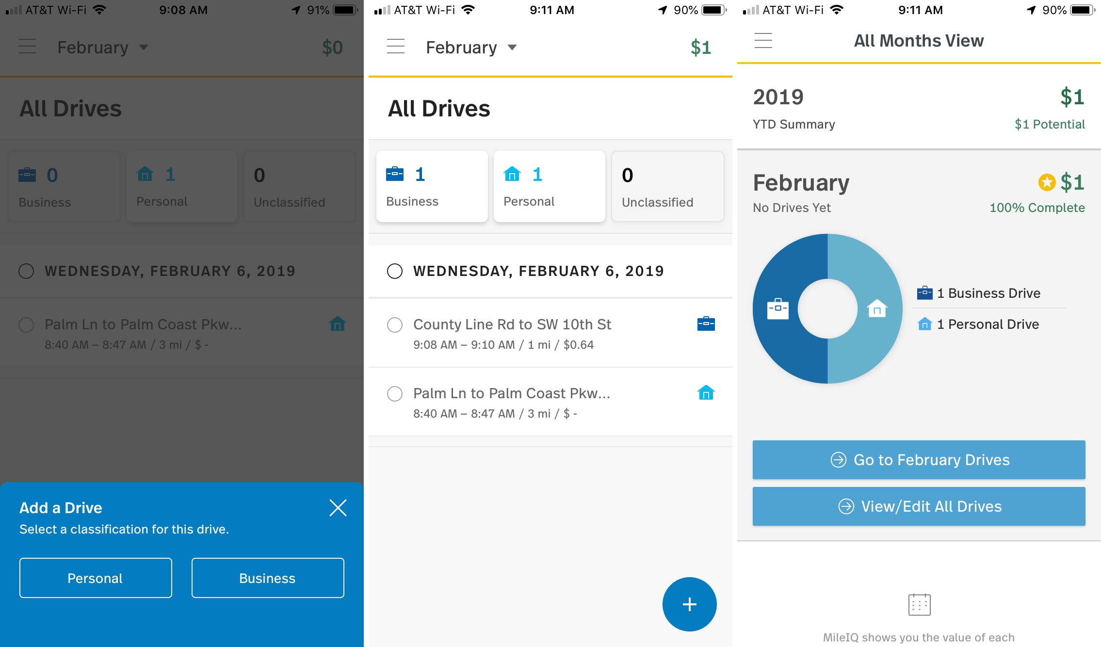 the best mileage tracking apps for iphone