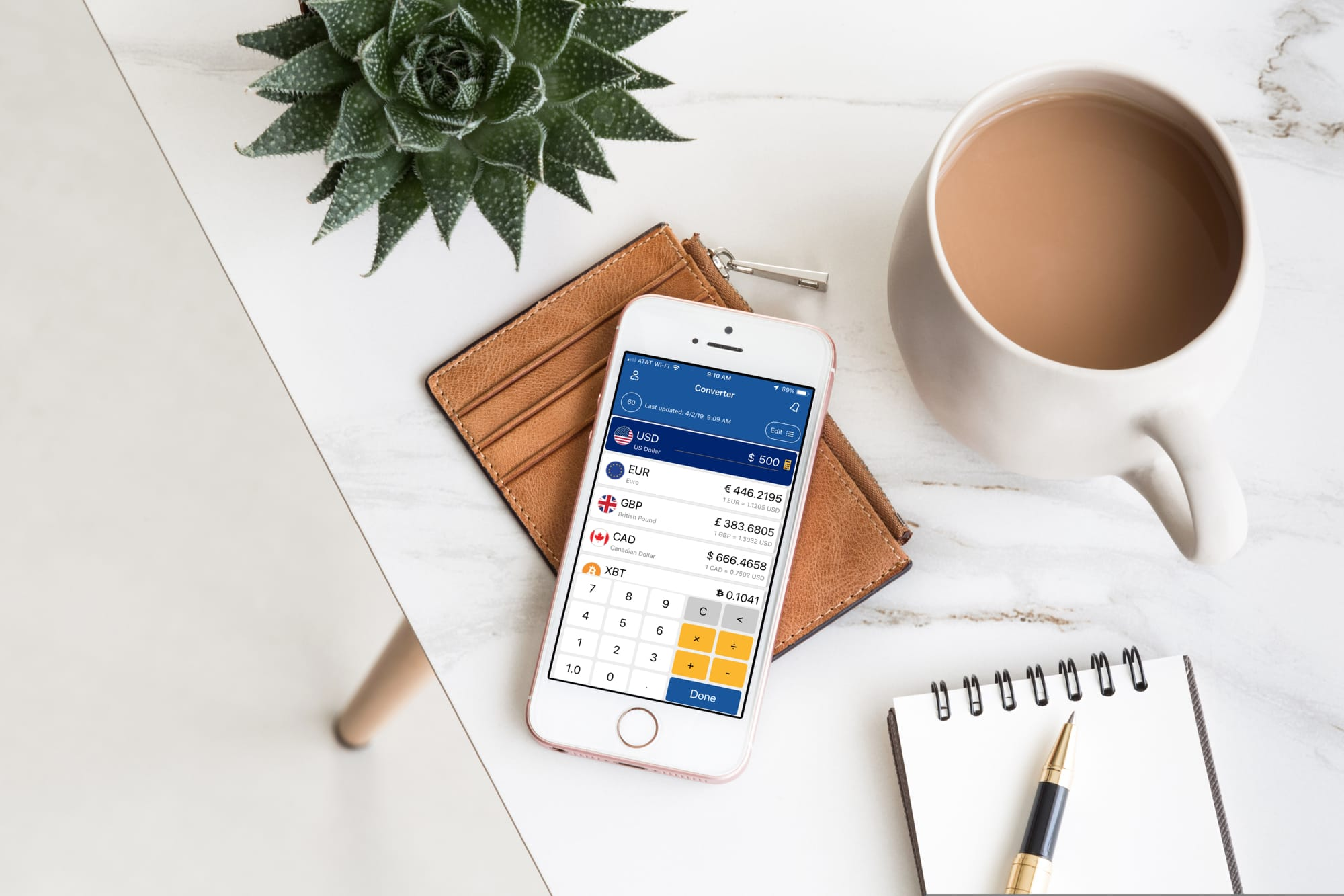 The best free currency converter apps for iPhone and iPad | Mid