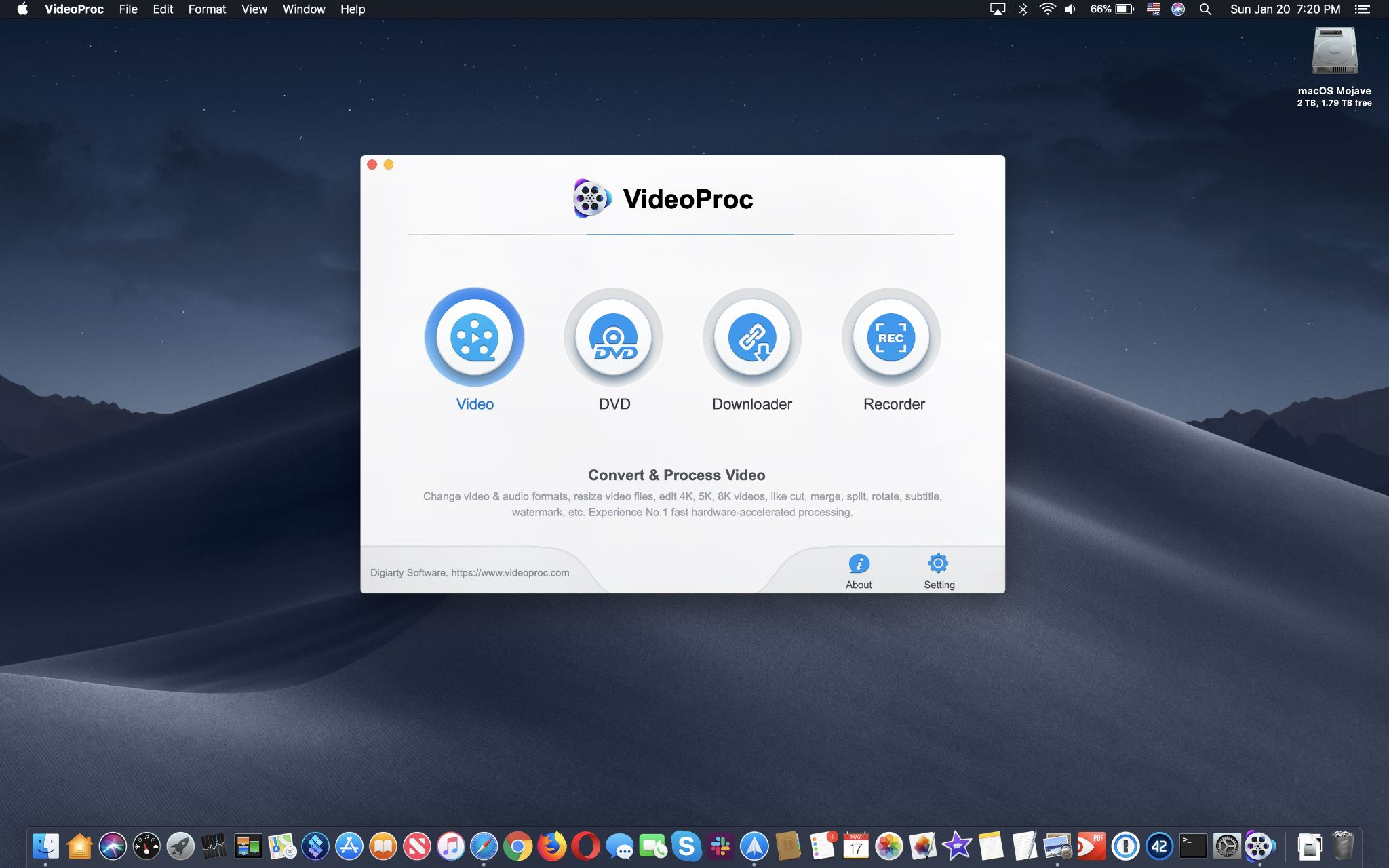5 reasons that make VideoProc a great 4K Mac video editor for