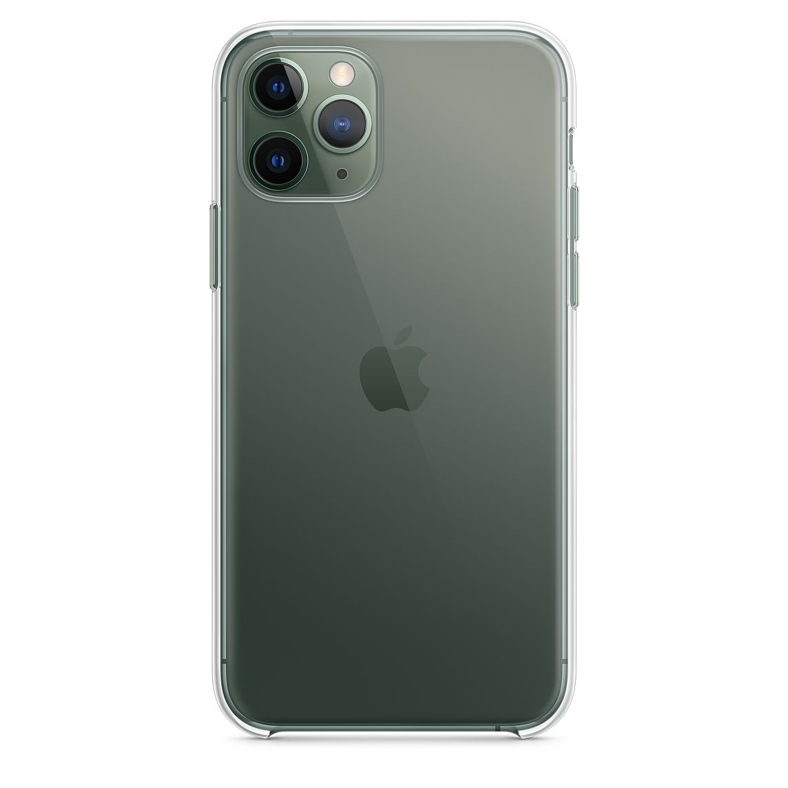Apple's Clear Case for the iPhone 11 Pro