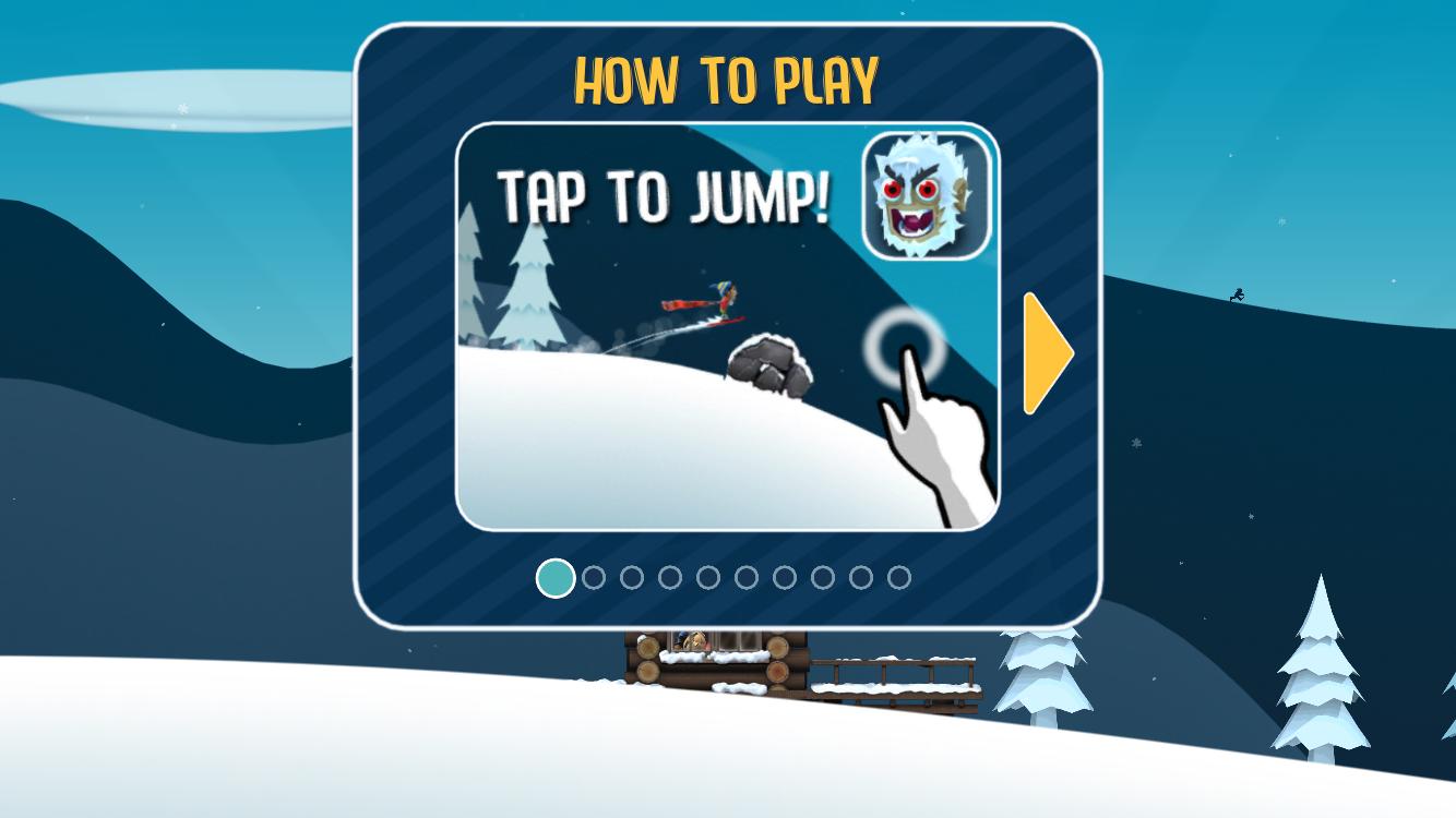 tutorial screen