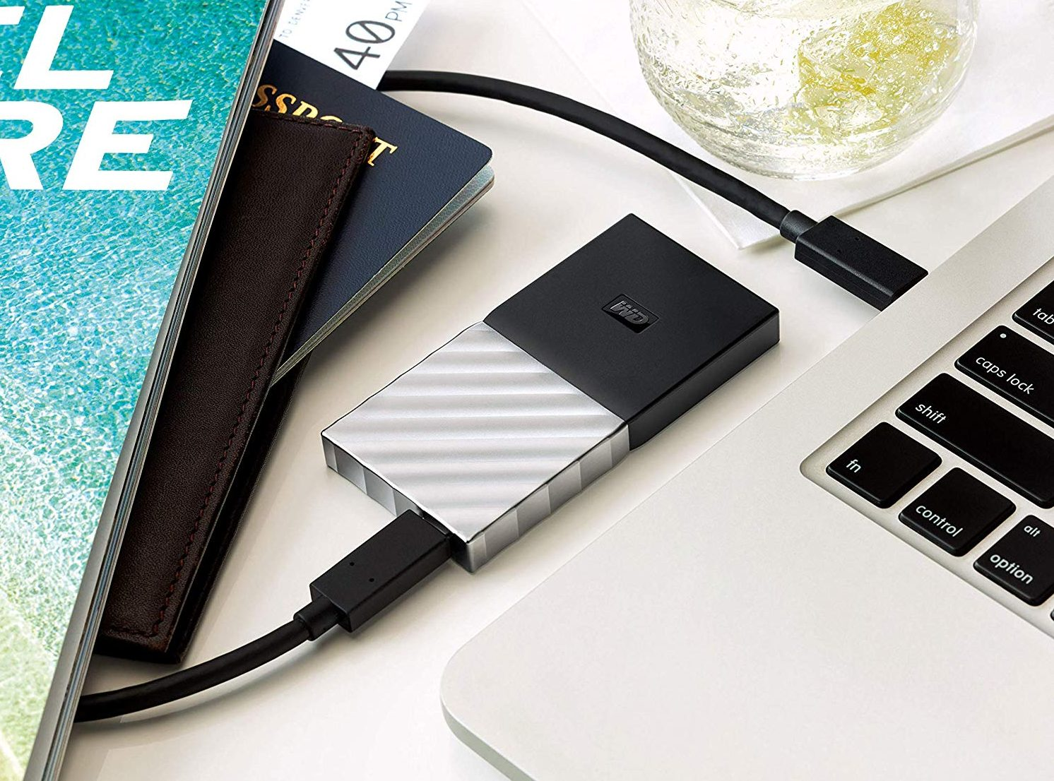 a portable SSD Great Mac gifts and accessories