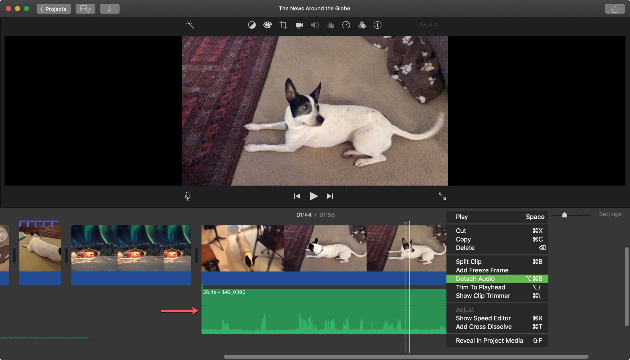 How To Bleep Out Words In Imovie On Mac Mid Atlantic Consulting Blog