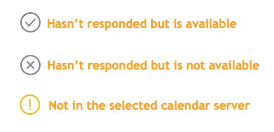 Calendar Mac More Invitee Responses
