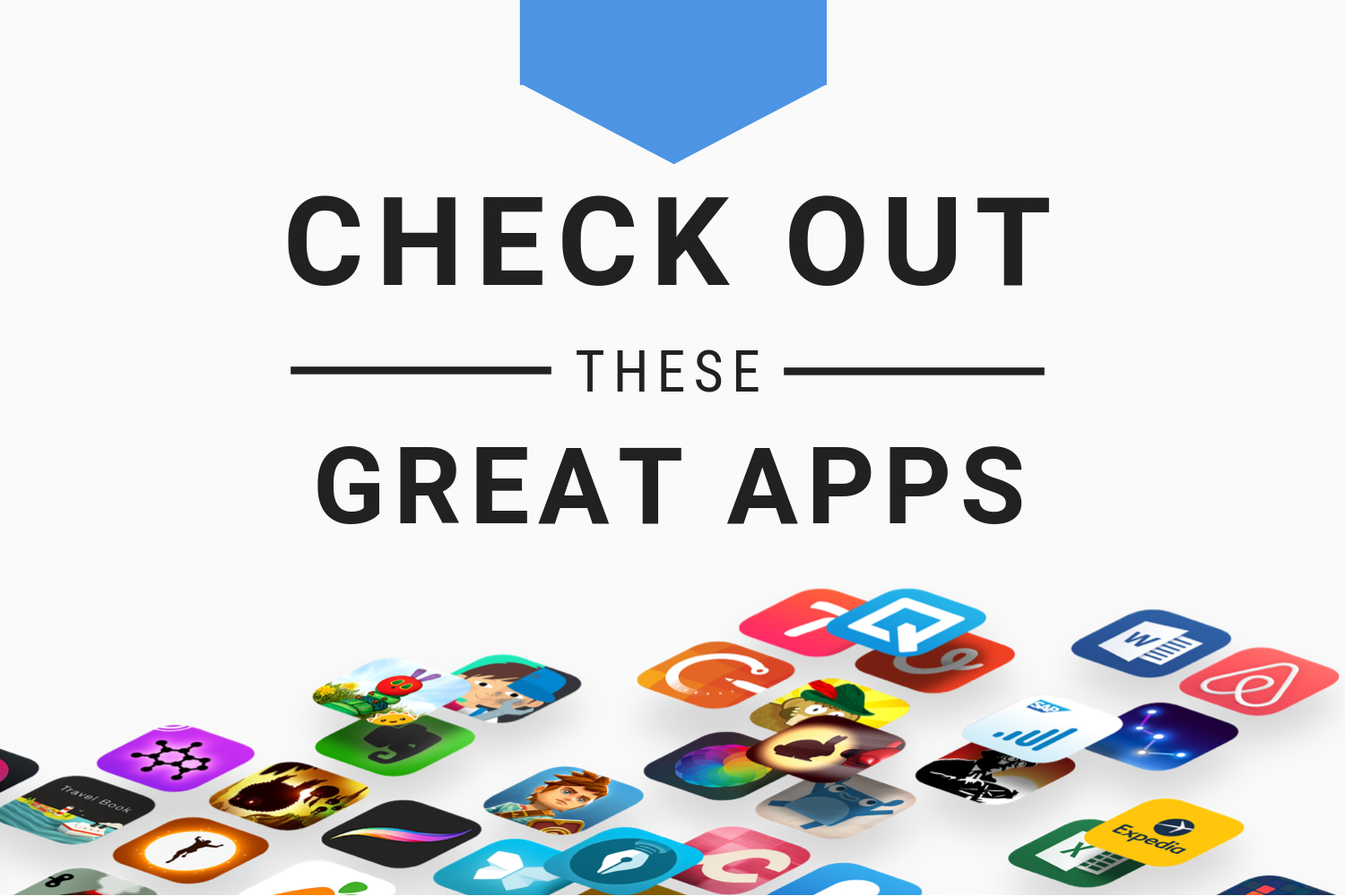 Space, Smappy, StretchMinder, and other apps to check out this weekend