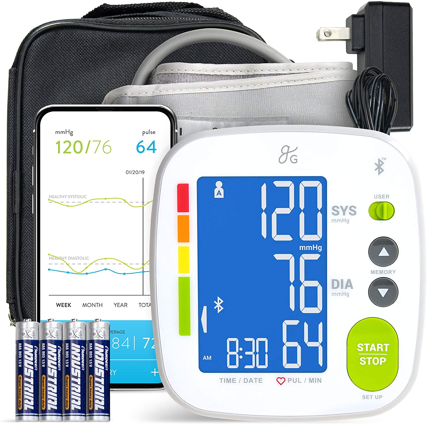 The best smart blood pressure monitors you can buy right ...
